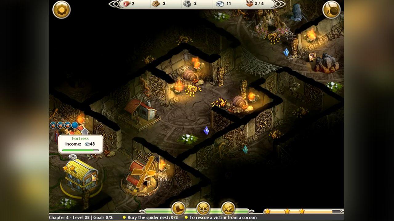 Screenshot from Viking Saga 2: New World (3/5)