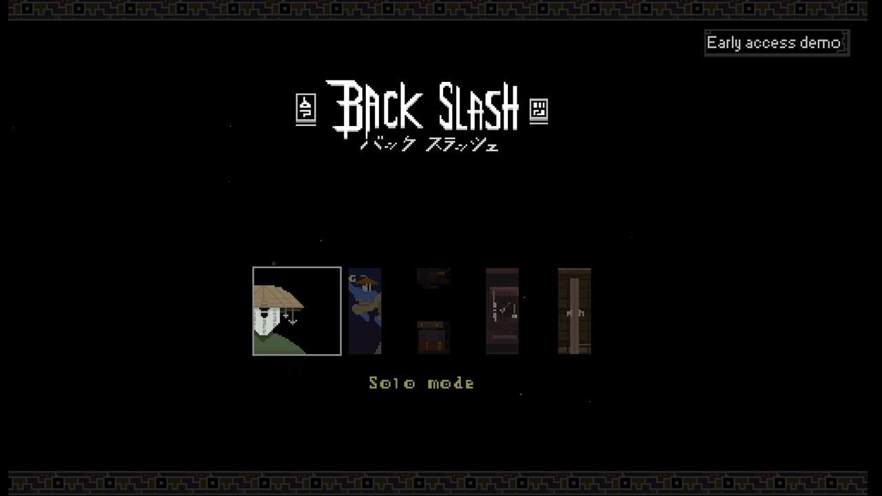 Screenshot from BackSlash (5/6)