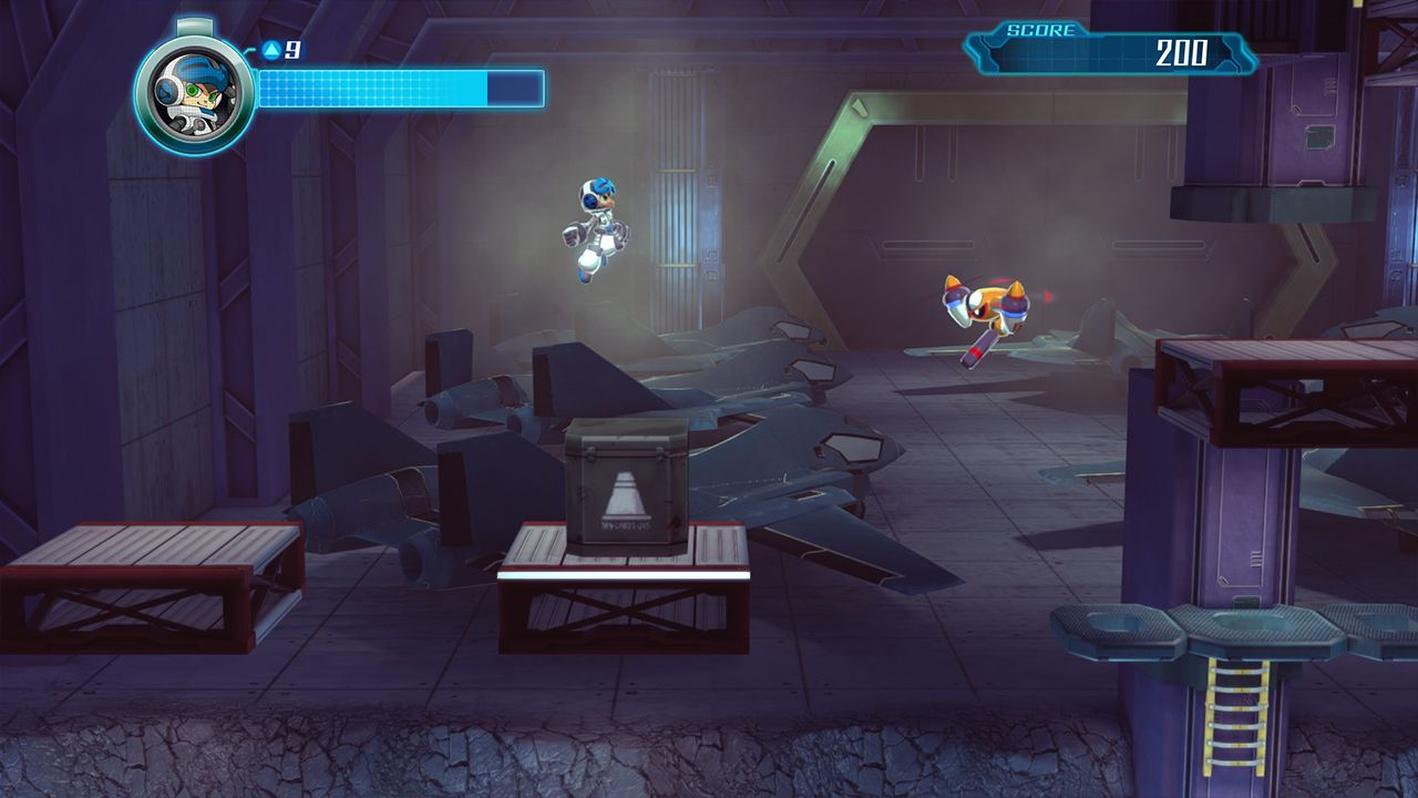 Screenshot from Mighty No. 9 (6/10)