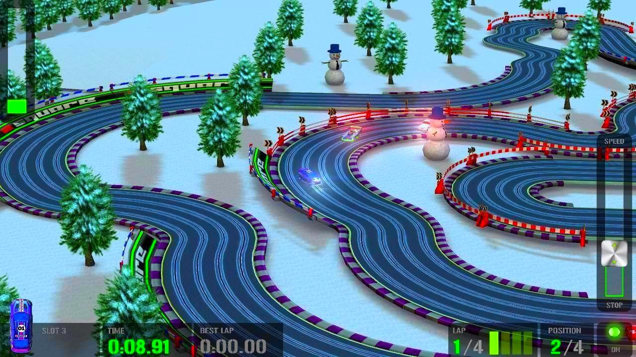 Screenshot from HTR+ Slot Car Simulation (3/5)