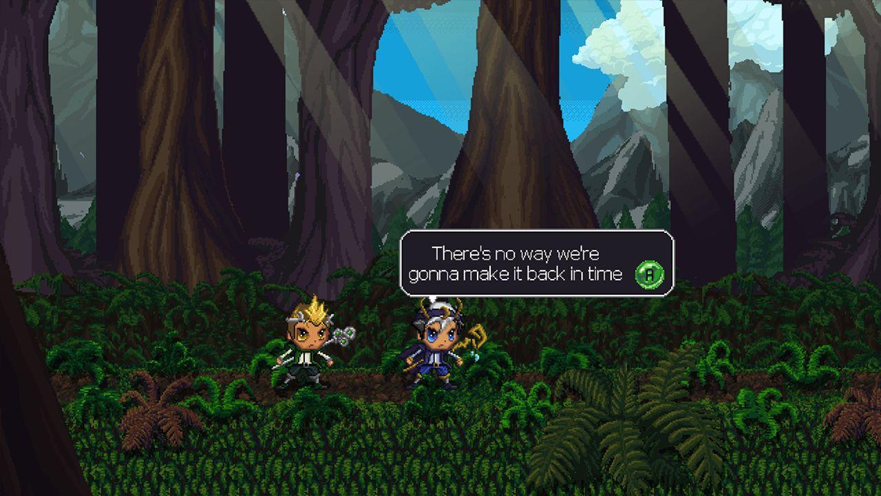 Screenshot from REZ PLZ (5/10)