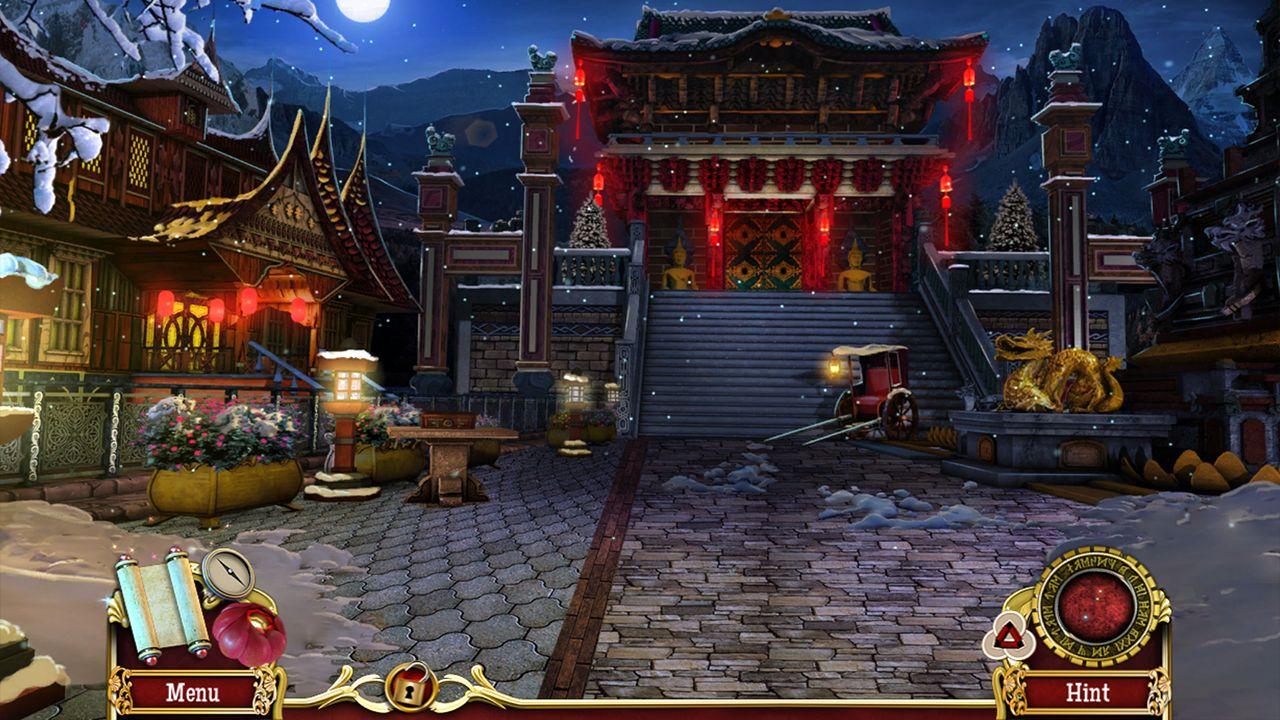Screenshot from Tibetan Quest: Beyond the World's End (1/5)