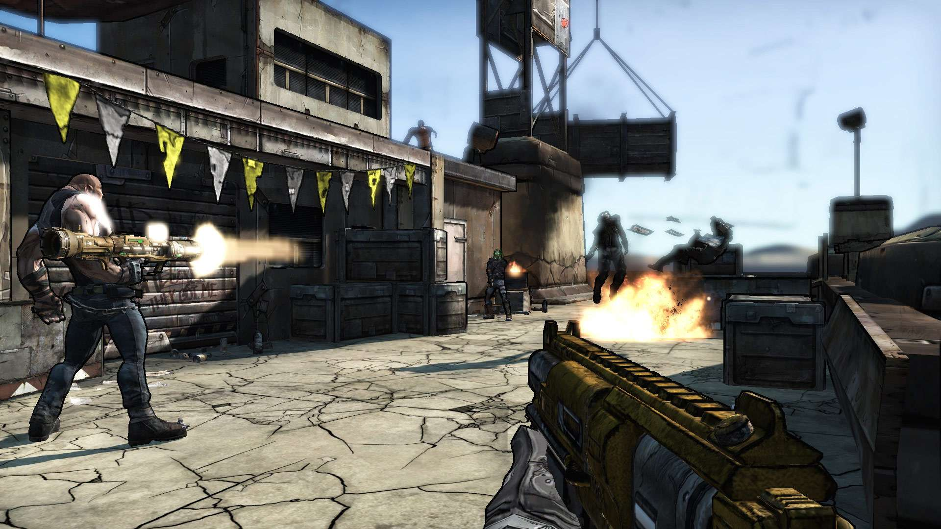Screenshot from Borderlands (9/10)