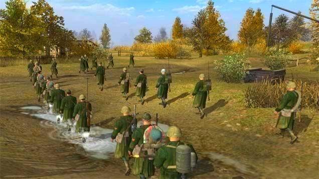 Screenshot from Men of War: Vietnam (2/3)