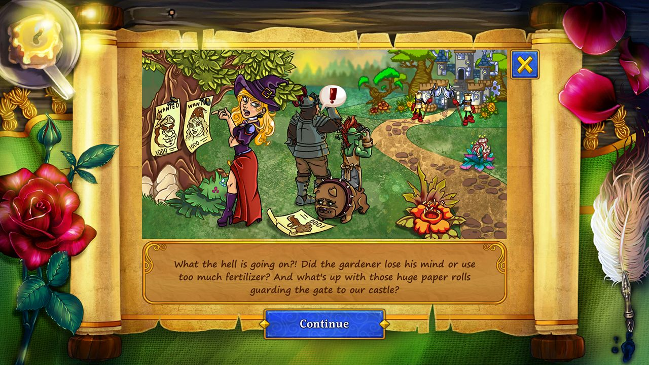 Screenshot from New Yankee 9: The Evil Spellbook Collector's Edition (5/10)