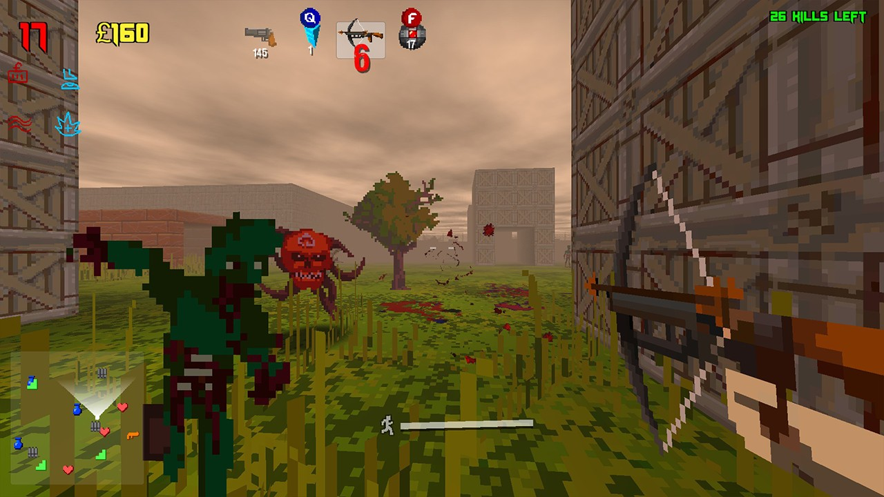 Screenshot from Still Not Dead (4/6)