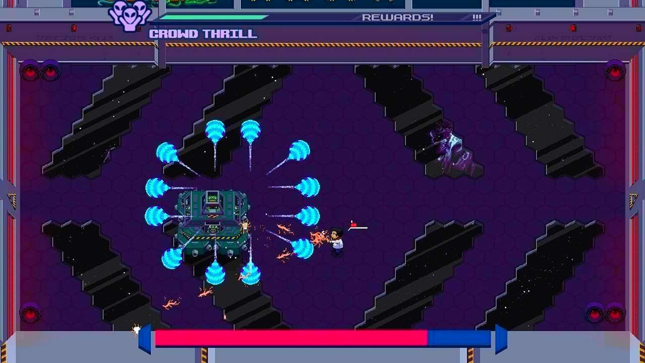 Screenshot from Satellite Rush (4/6)