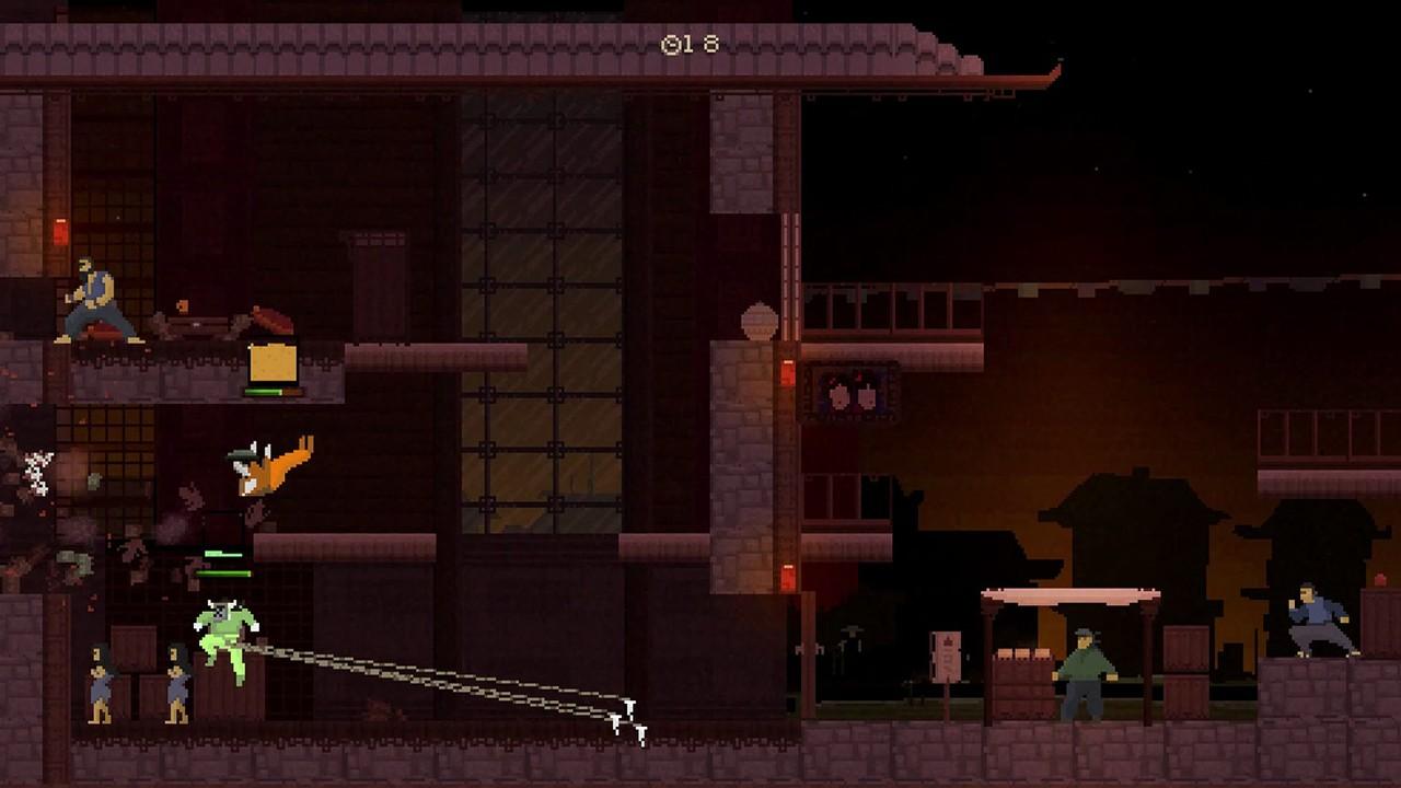 Screenshot from BackSlash (1/6)