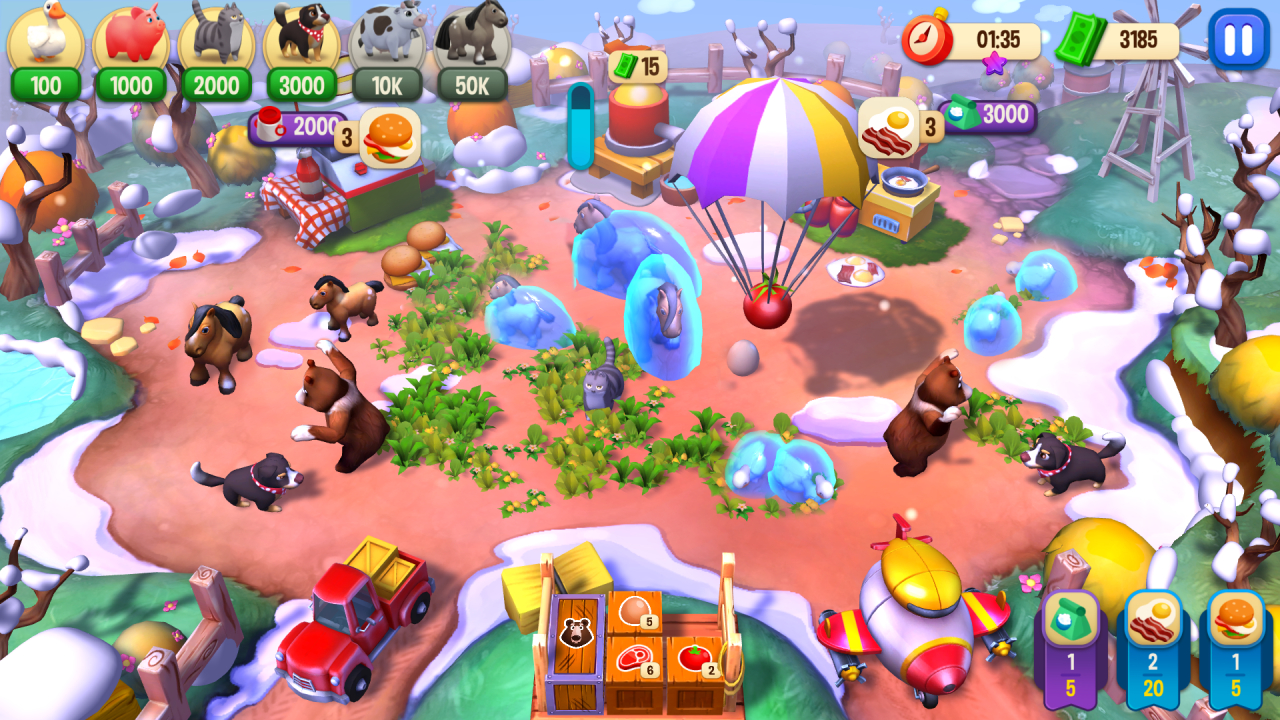 Screenshot from Farm Frenzy: Refreshed Collector's Edition (5/5)