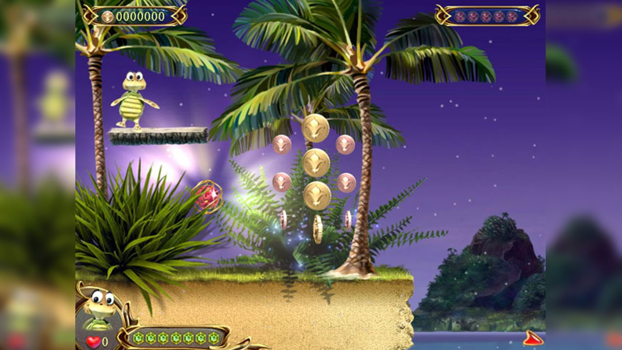 Screenshot from Turtle Odyssey (3/4)