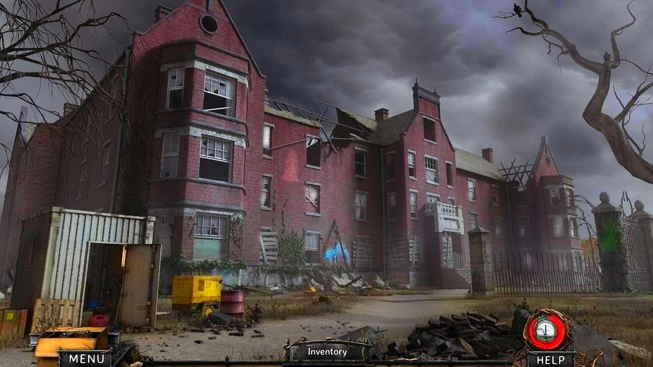 Screenshot from Medford Asylum: Paranormal Case (4/7)