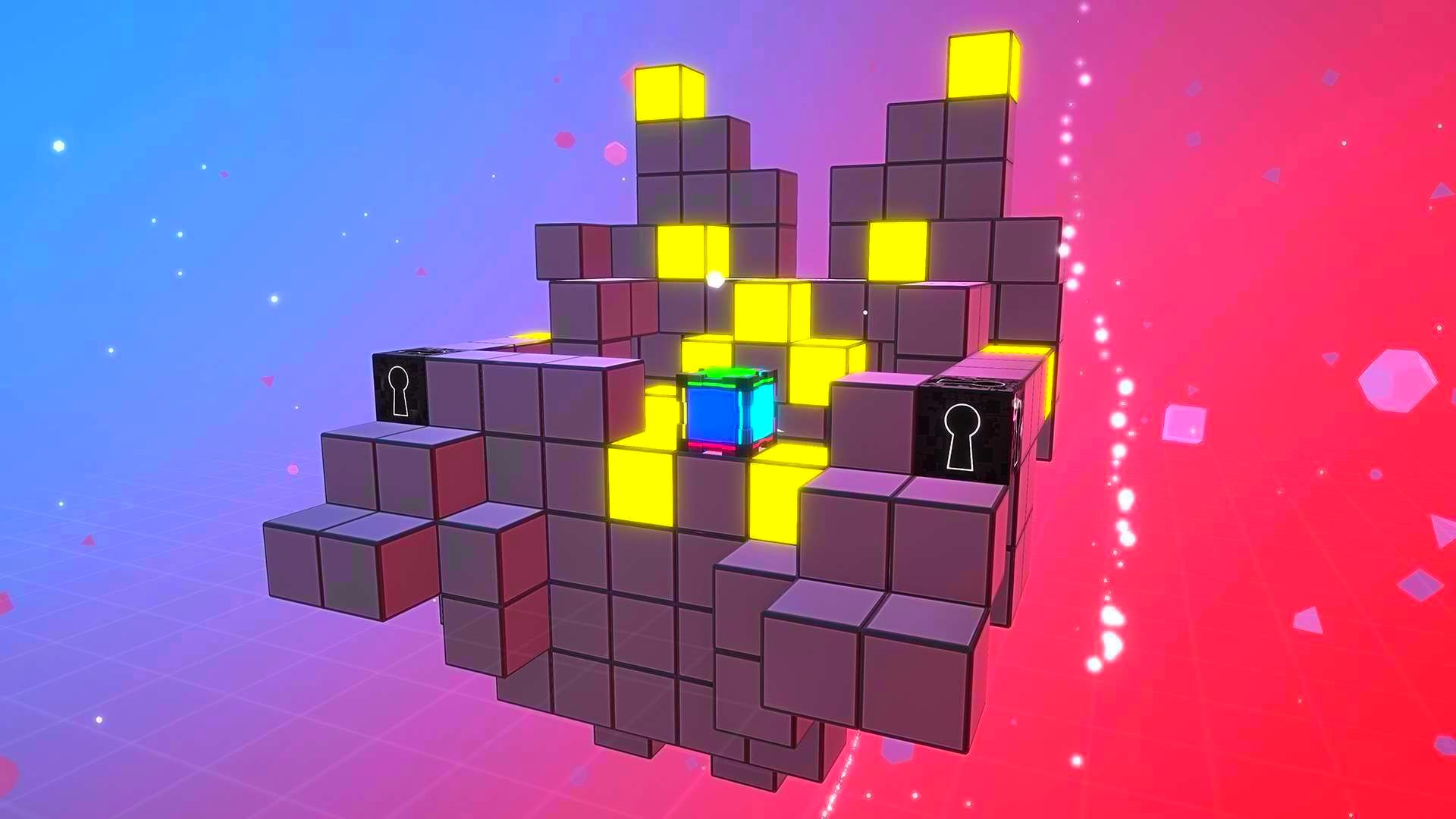 Screenshot from Cubikolor (1/7)