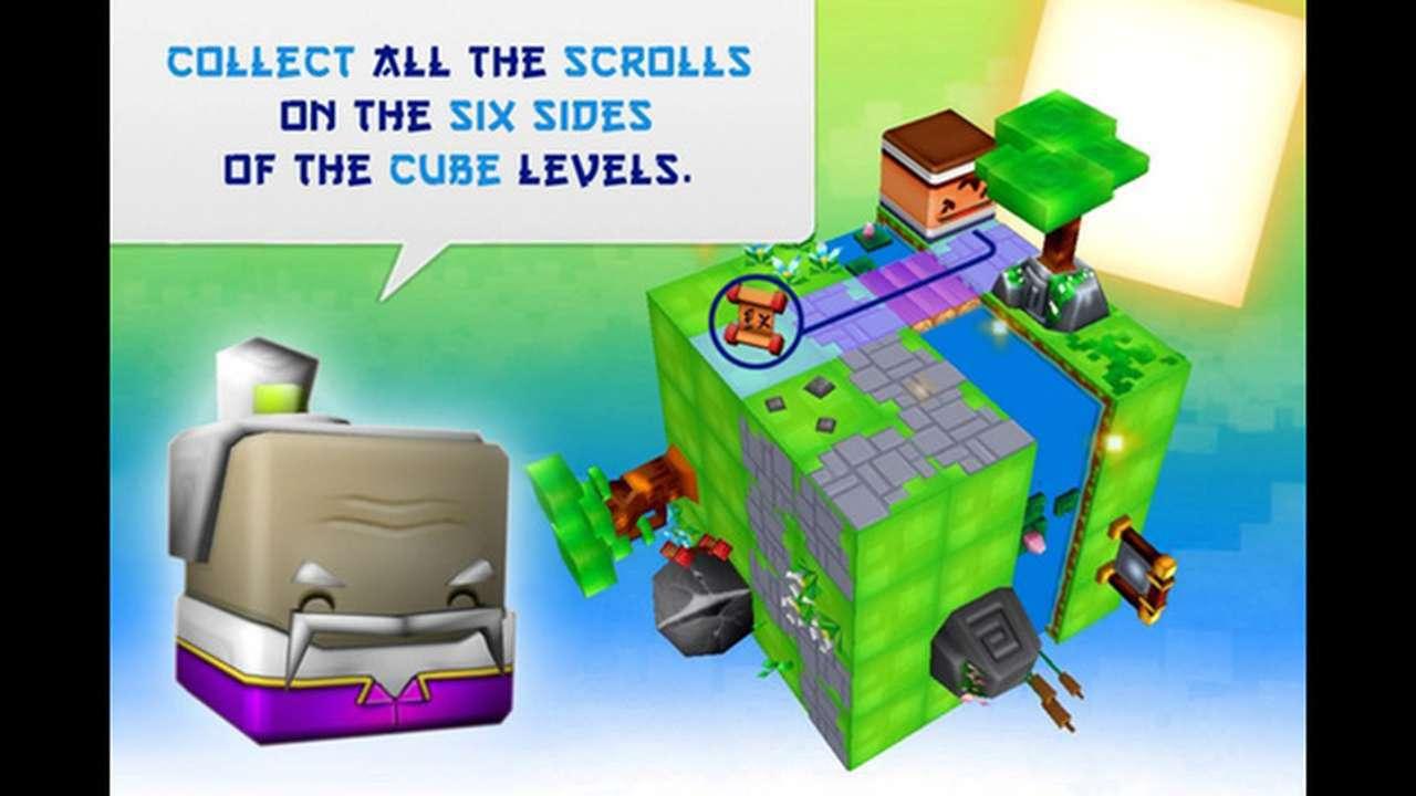 Screenshot from Cube - Gardens of Zen (3/5)