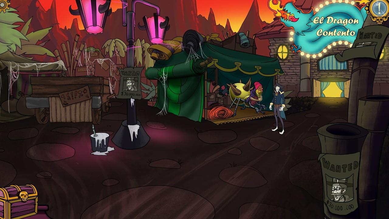 Screenshot from Darkestville Castle (2/9)