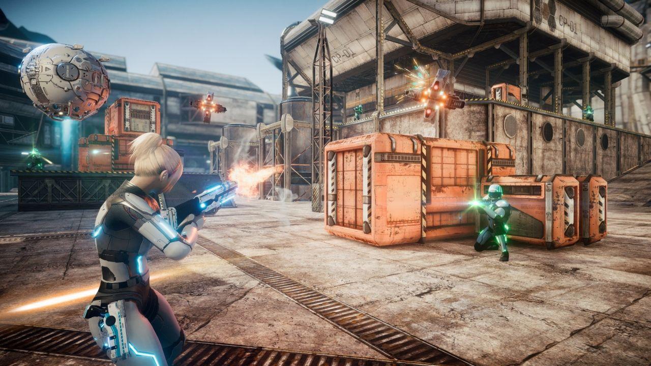 Screenshot from Everreach: Project Eden (5/6)