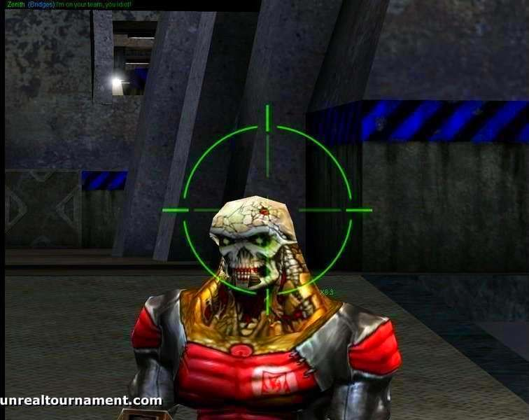 Screenshot from Unreal Tournament: Game of the Year Edition (5/10)