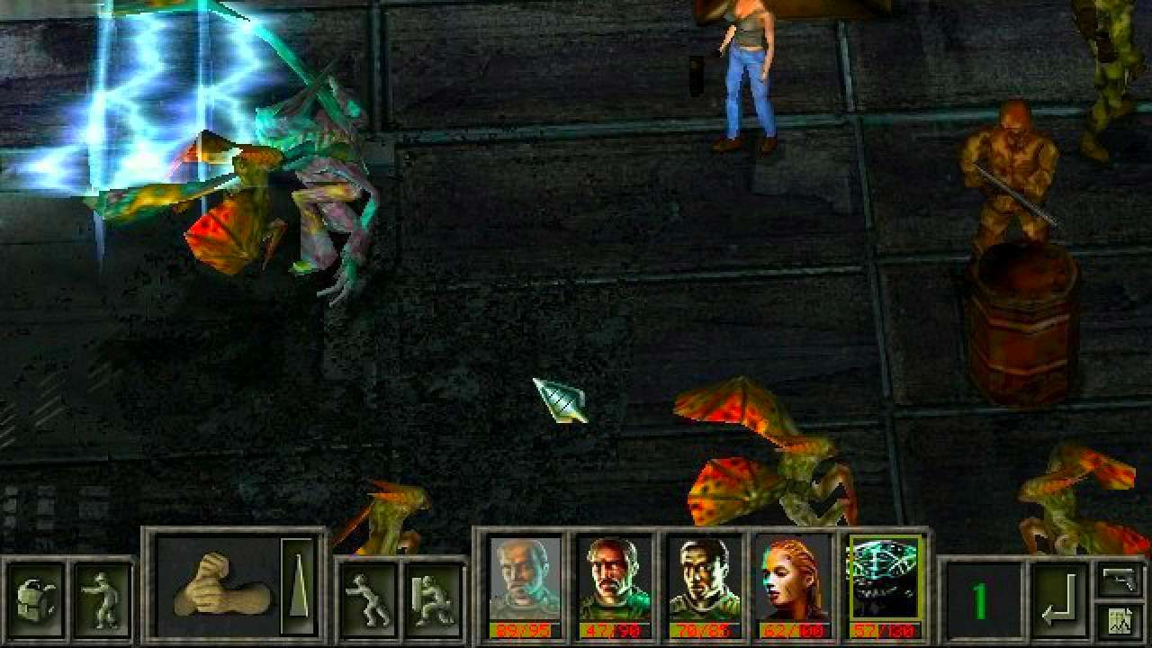 Screenshot from Gorky 17 (3/6)