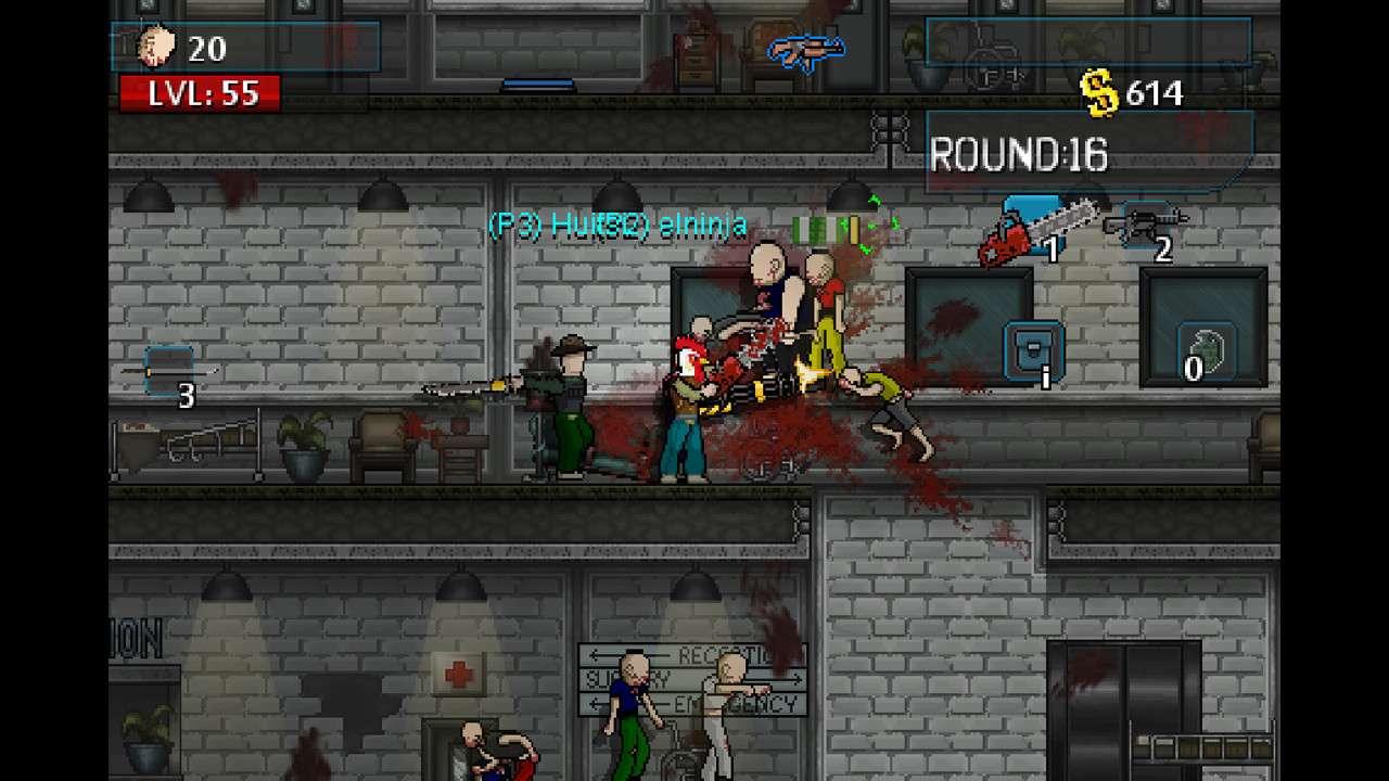 Screenshot from Zombie Kill of the Week - Reborn (6/7)