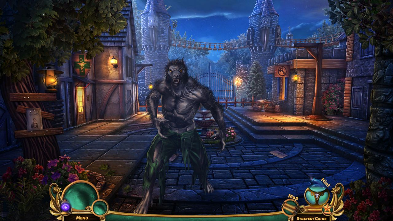Screenshot from Queen's Quest 5: Symphony of Death (5/7)