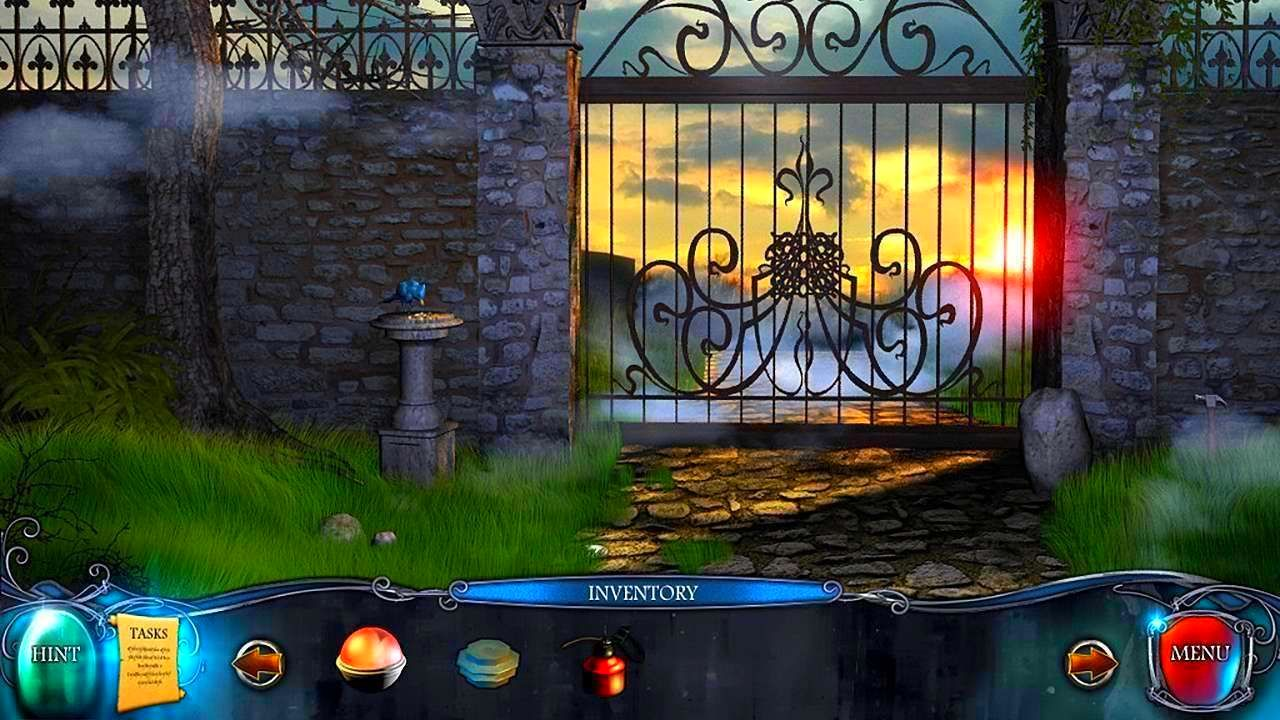 Screenshot from Red Crow Mysteries: Legion (8/10)