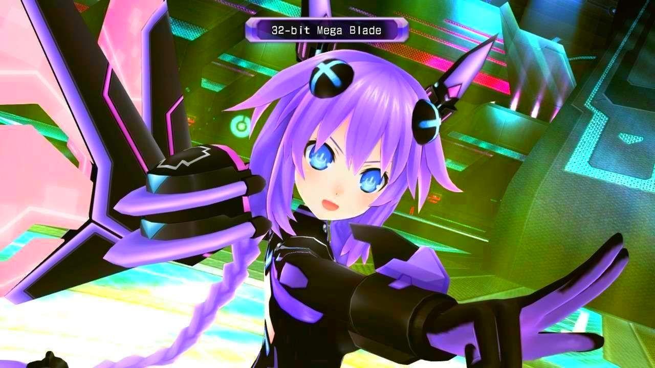Screenshot from Hyperdimension Neptunia Re;Birth1 (2/10)