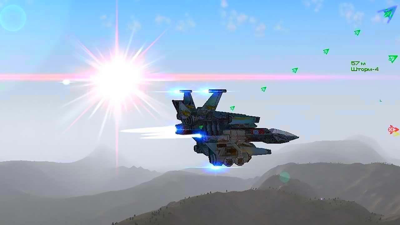 Screenshot from The Tomorrow War (8/10)