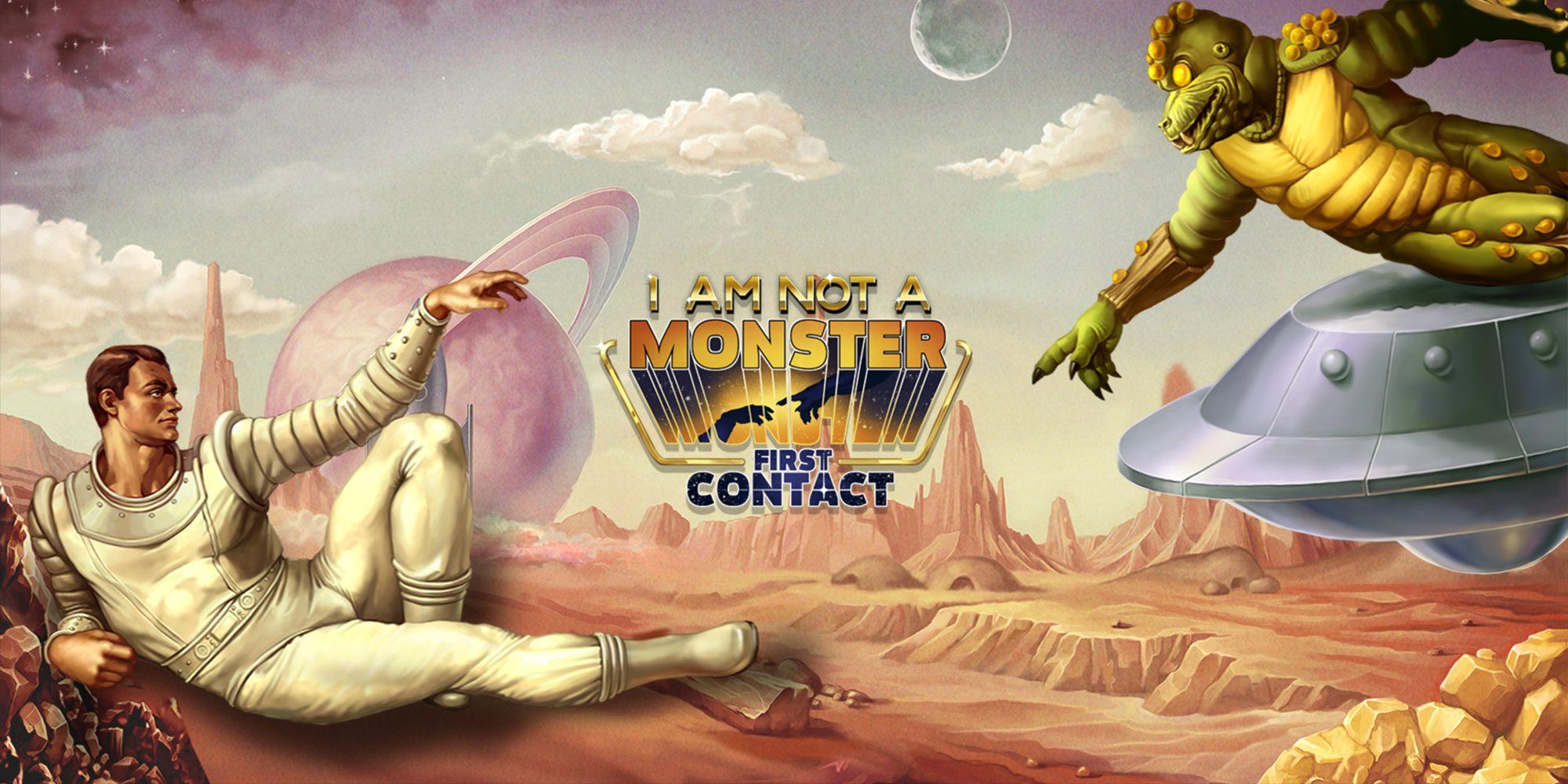 I am not a Monster: First Contact   Utomik