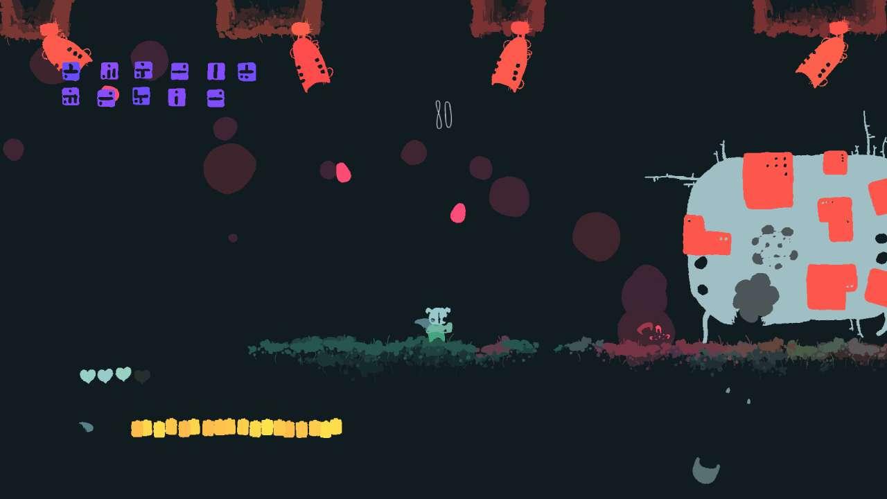 Screenshot from GoNNER (7/9)