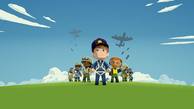 Stealth release! Play Bomber Crew now on Utomik