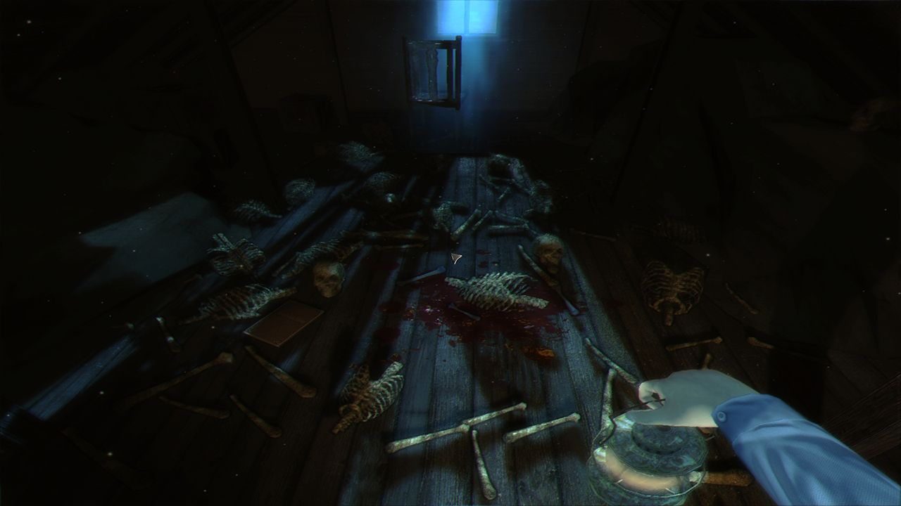 Screenshot from Darkness Within 2: The Dark Lineage (4/9)