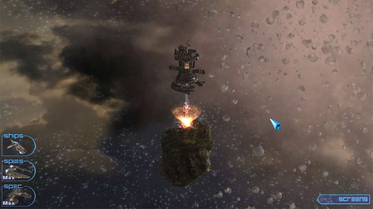 Screenshot from Haegemonia: Legions of Iron (6/10)