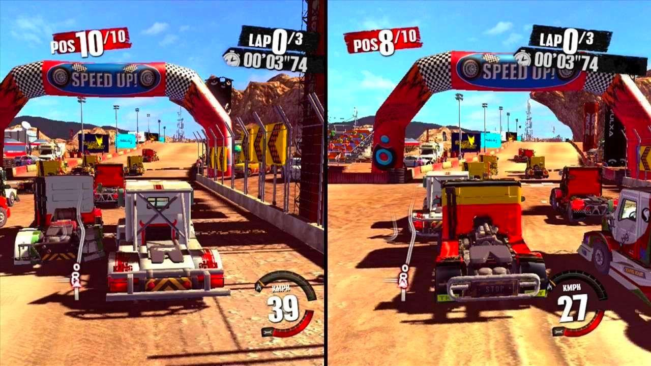 Screenshot from Truck Racer (3/10)