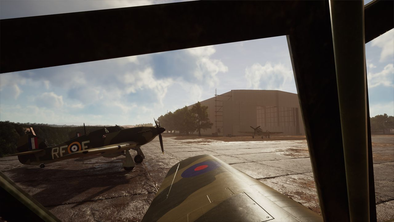 Screenshot from 303 Squadron: Battle of Britain (4/10)