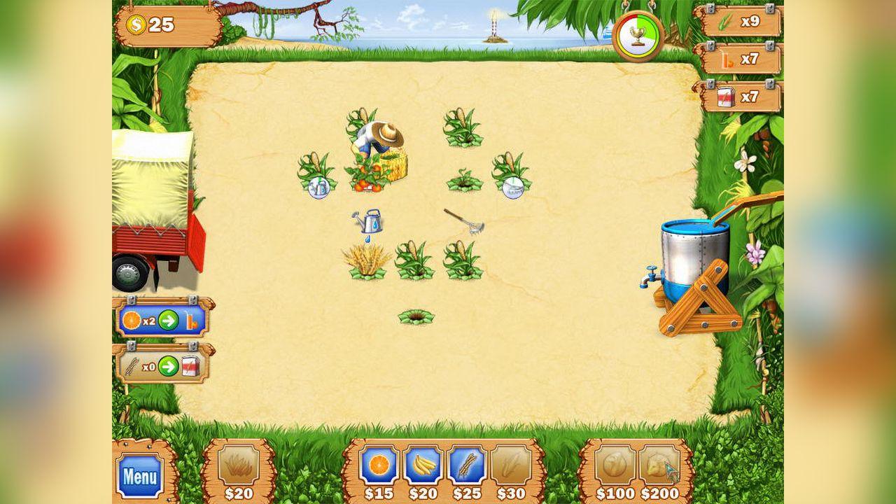 Screenshot from Tropical Farm (4/8)