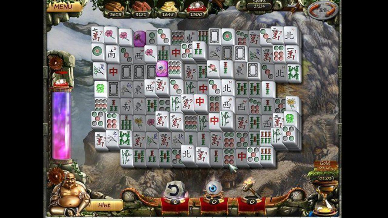 Screenshot from Age of Mahjong (1/5)