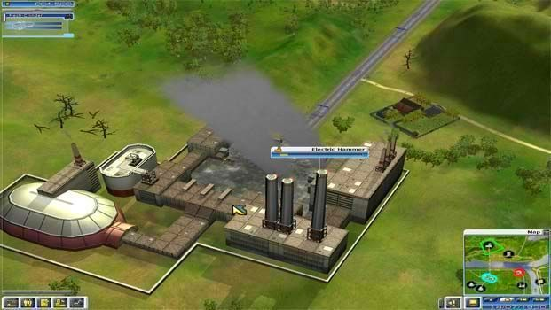 Screenshot from Freight Tycoon (2/5)