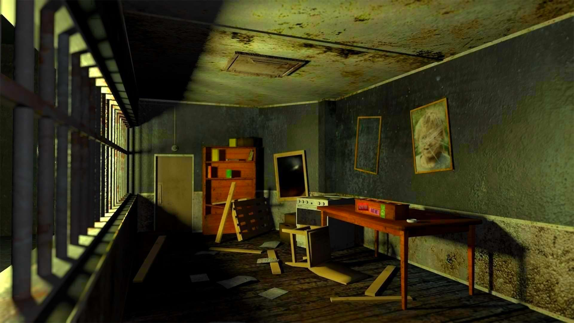 Screenshot from Decay: The Mare (4/7)
