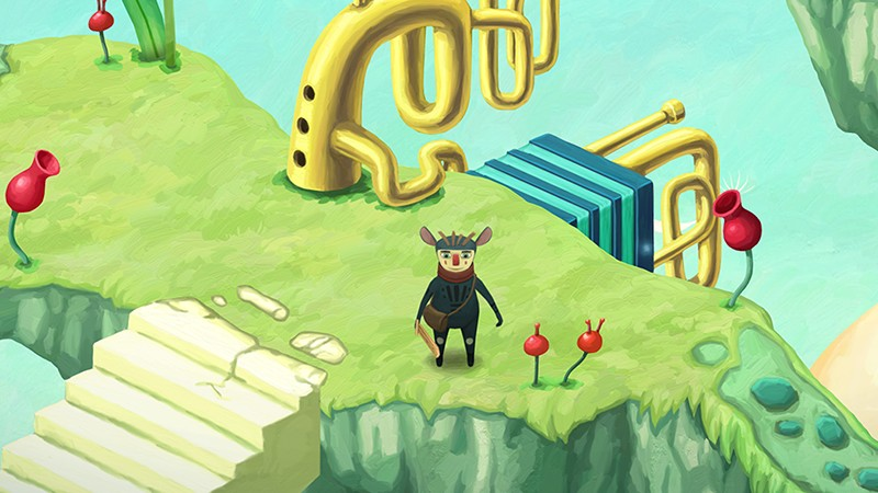 New on Utomik: Figment, and 4 more games