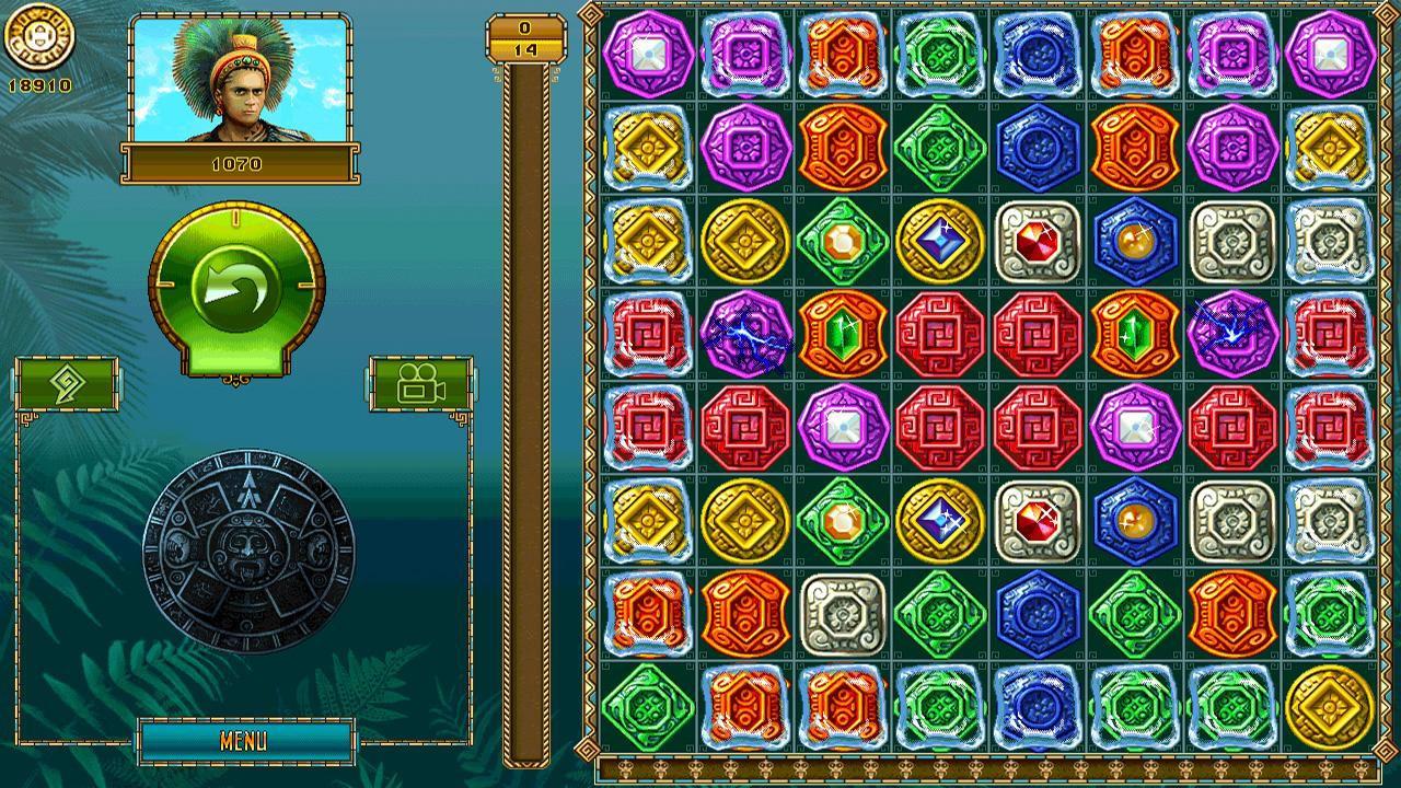Screenshot from The Treasures of Montezuma 2 (4/5)