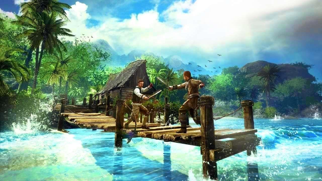 Screenshot from Risen 2: Dark Waters (1/10)