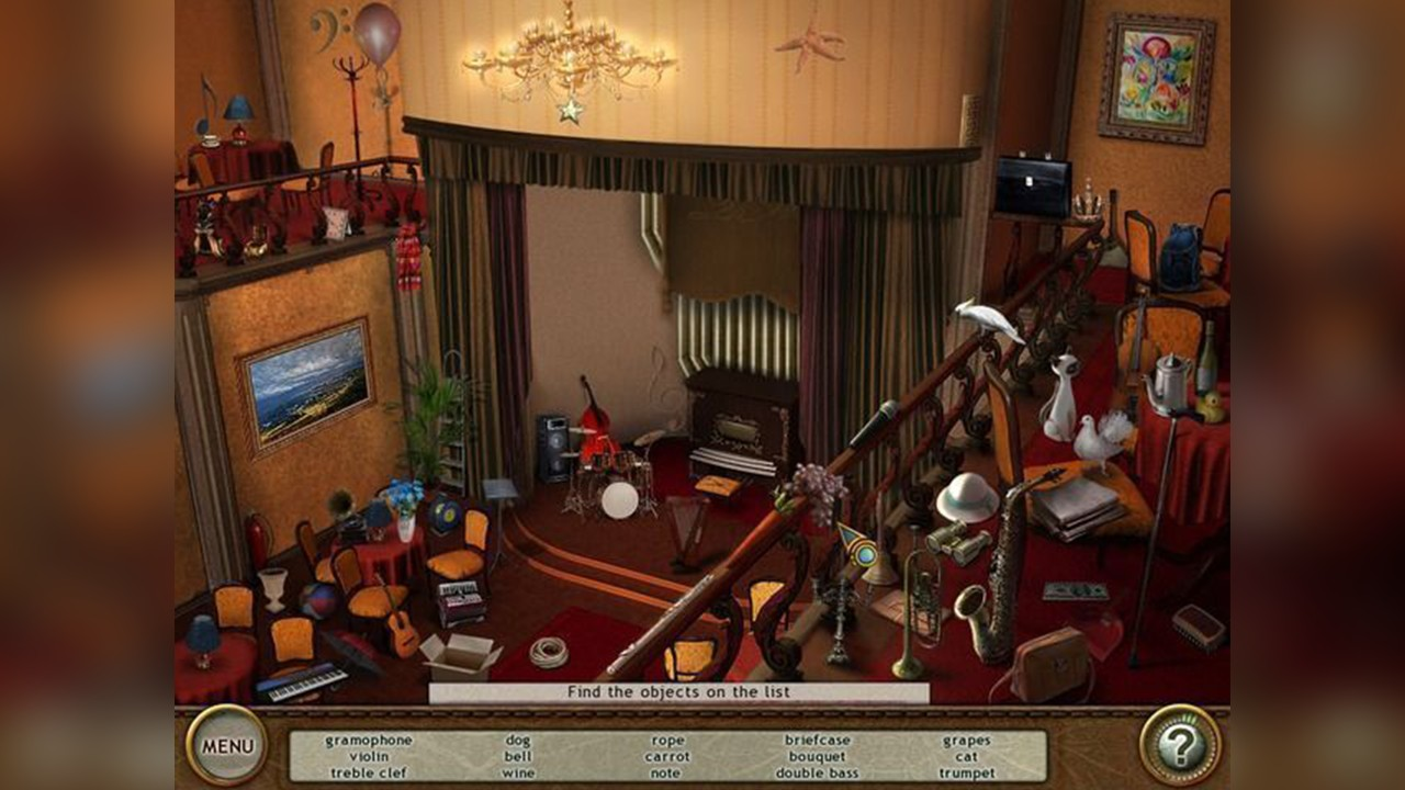 Screenshot from Mystery Cruise (3/5)