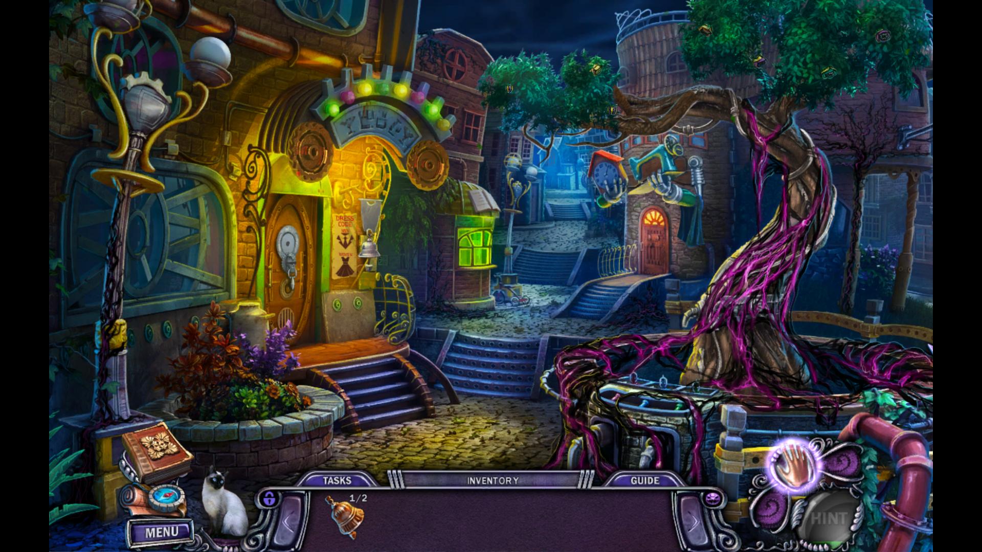 Screenshot from House of 1000 Doors: Evil Inside (7/9)