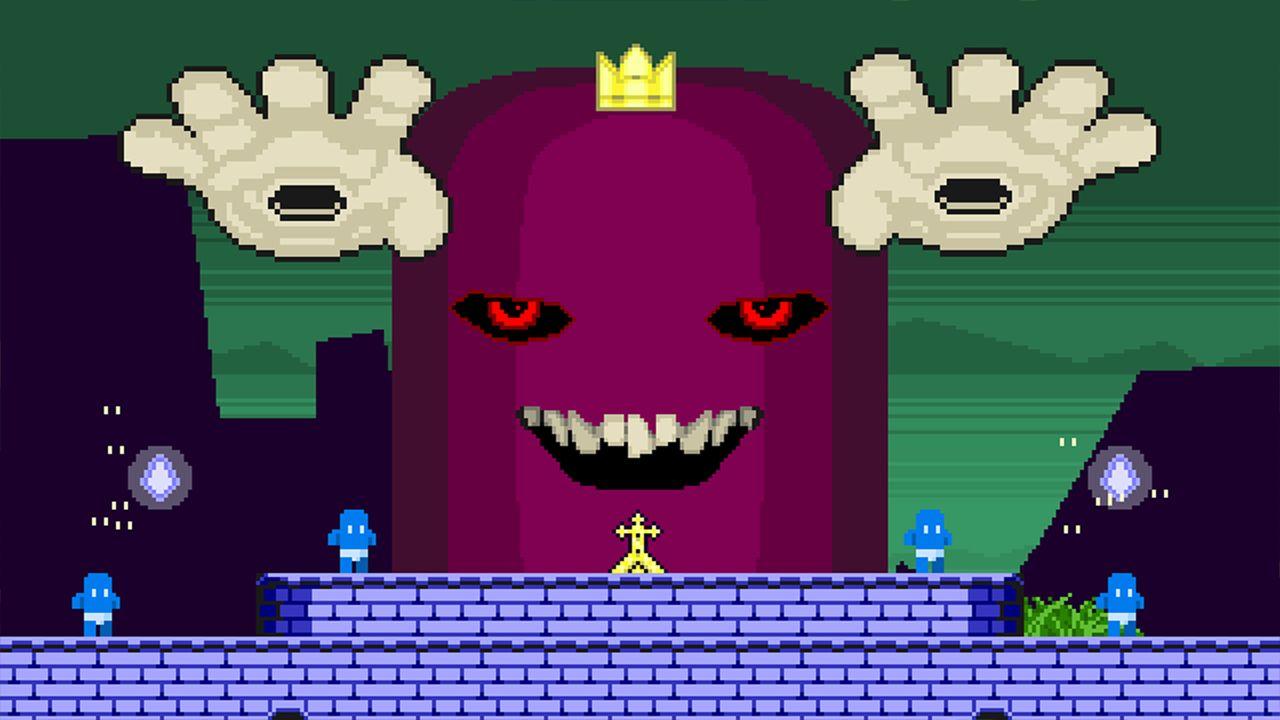 Screenshot from Super Skull Smash GO! 2 Turbo (2/8)