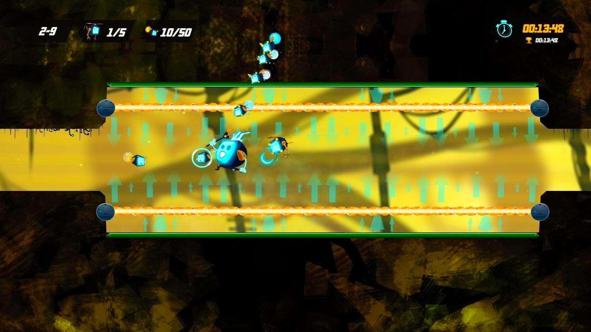 Screenshot from Mechanic Escape (2/5)