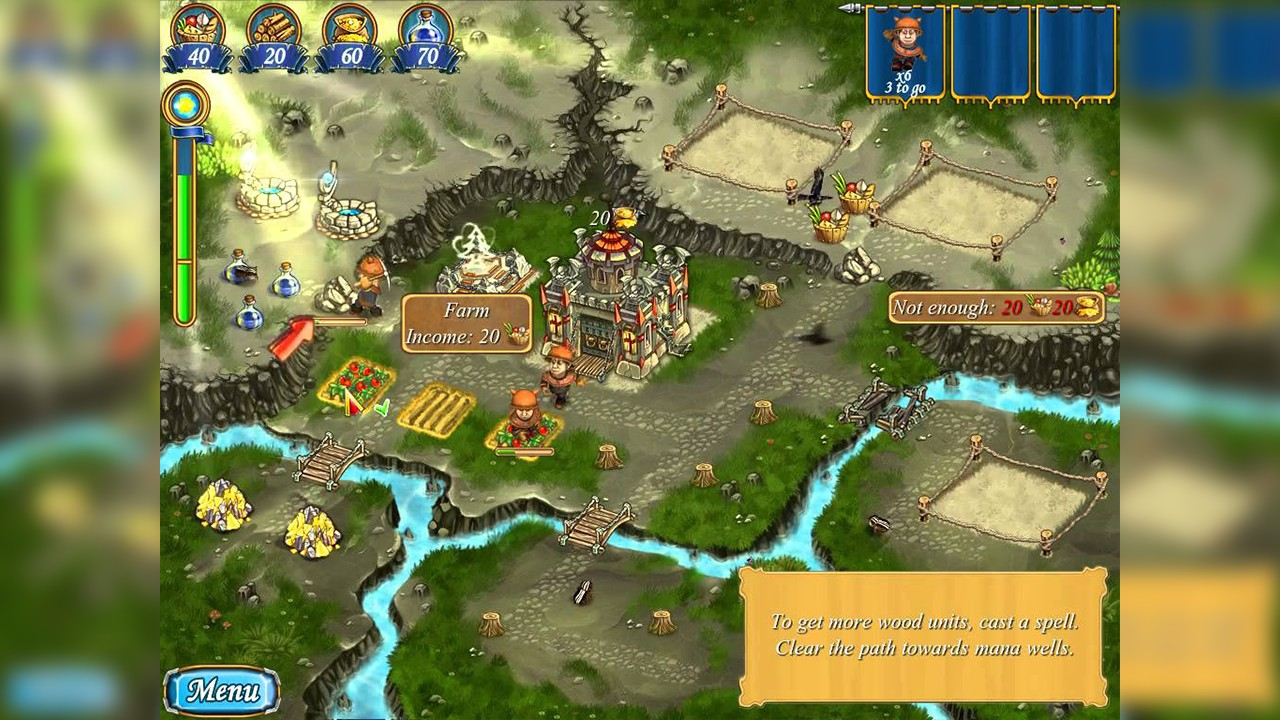 Screenshot from New Yankee in King Arthur's Court 2 (4/6)