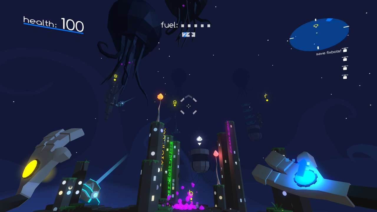 Screenshot from Cloudbase Prime (2/10)