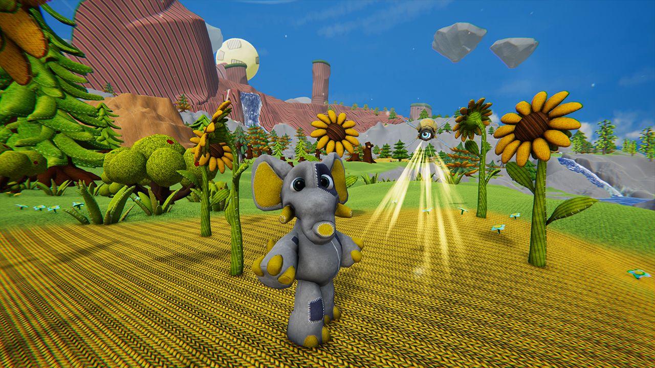 Screenshot from Woven (9/10)