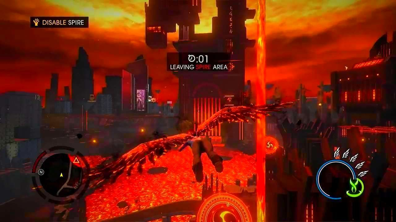 Screenshot from Saints Row: Gat out of Hell (8/8)