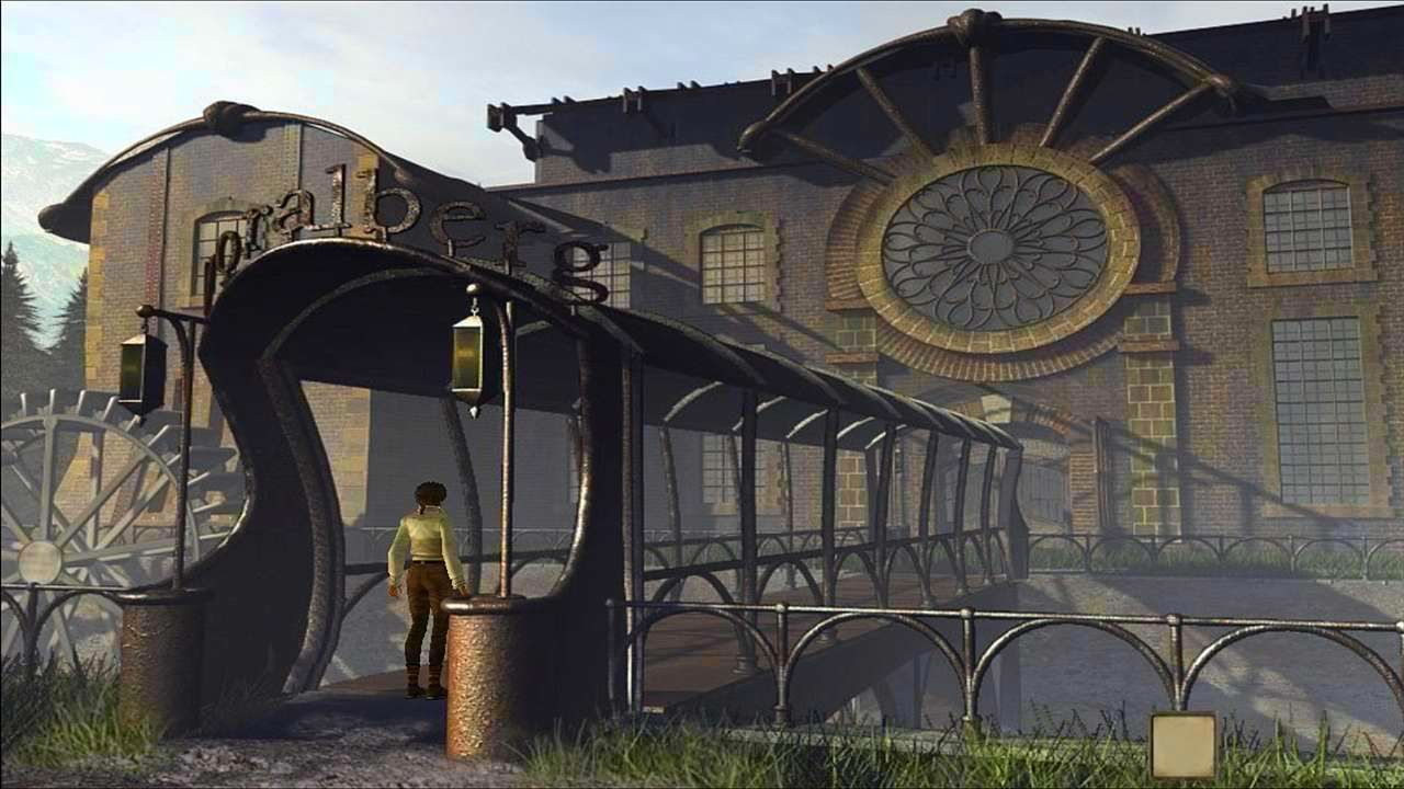 Screenshot from Syberia (6/8)