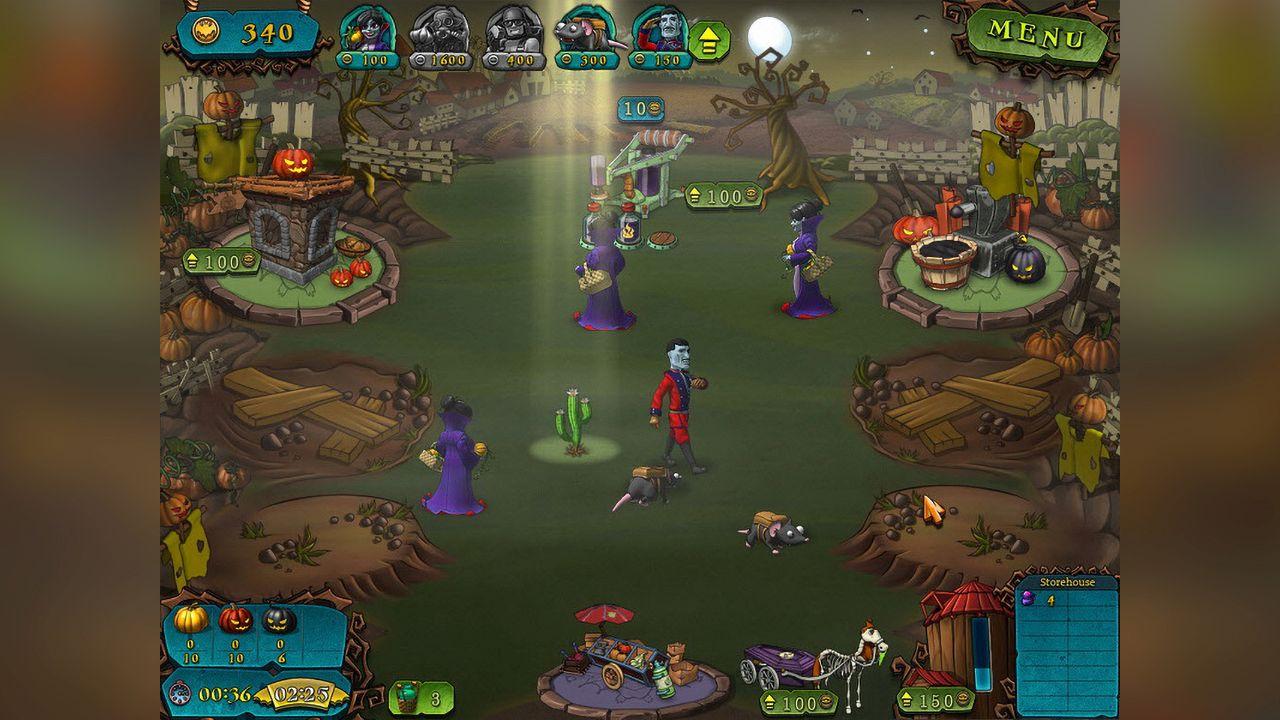 Screenshot from Vampires VS Zombies (7/8)